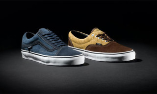 Julien Stranger x Vans Syndicate 'Anti-Sock' Pack – Era & Old Skool