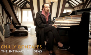 Video: Chilly Gonzales – The Intimacy of Ideas