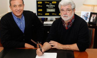 """Star Wars: Episode 7"" Coming in 2015 as Disney Buys Lucasfilm"