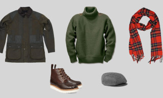 The Weekly Outfit: Scottish Highlands