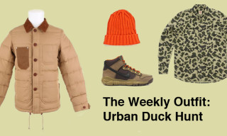 The Weekly Outfit: Urban Duck Hunt