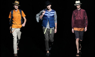 """WHIZ Limited Spring/Summer 2013 """"Off City"""" Collection"""