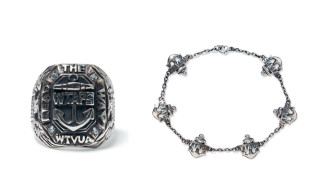 WTAPS Silver Jewelry Collection Fall/Winter 2012