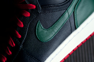 63a4a5851d3 3 more. Previous Next. Here is the brand new Air Jordan 1 Retro  Gucci   colorway featuring ...