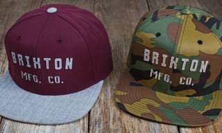 Brixton Holiday 2012 Collection