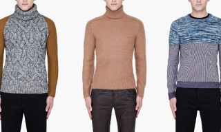 Carven Knitwear Collection Fall/Winter 2012