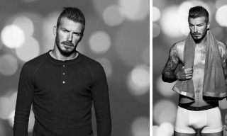David Beckham x H&M – New Collection and Behind the Scenes Video