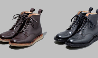 Deluxe x Sanders Fall/Winter 2012 Boots