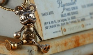 Dr. Romanelli's 'Recycled Mickey' Necklace