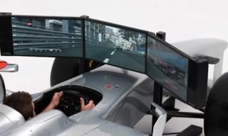 FMGC International Full-scale Formula 1 Simulator