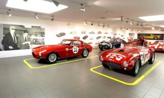 Ferrari Museum Opens Exhibit Celebrating Works of Sergio Pininfarina