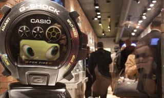 G-Shock Has Opened Their First Retail Space in the USA