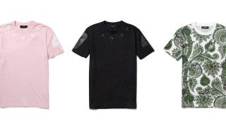 Givenchy Spring/Summer 2013 Graphic Tees