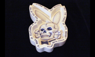 Krafft x Brunetti Death Bunny Ashtray Signature Edition for FUCT
