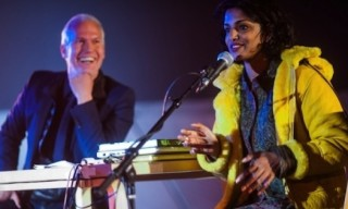 M.I.A. Talks New Book, Confirms Versace Collaboration
