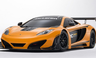 McLaren Unleashes Limited Run 630HP MP4-12C Can-Am GT