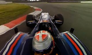 Must Watch – Interactive 360-Degree Video of Red Bull's F1 Racing