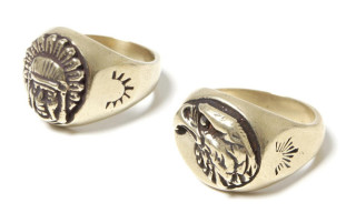 Neigborhood x Masa Sculp Fall/Winter 2012 Ring Collection