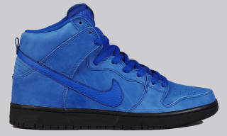 Nike SB Dunk High 'Eiffel 65' – Game Royal/Black