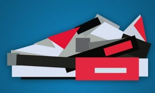 Nike Sneaker Illustrations by Jack Stocker
