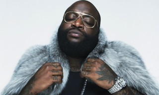 Rick Ross Named 'Bawse of the Year' by GQ
