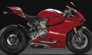 The New 2013 Ducati Panigale R