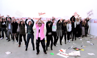Video: Anish Kapoor & Friends – 'Gangnam for Freedom' Tribute