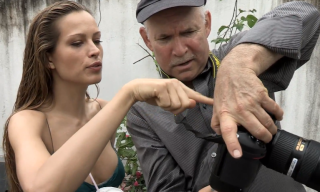 Video: Behind the Scenes of the 2013 Pirelli Calendar Shoot