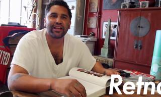 Video: MOCA tv – Retna