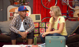 Video: Pharrell Makes Custom Headphones with Chrissie Miller