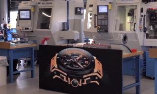 Video: The Blueprint – Hublot