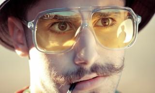 Vintage Frames Company 'Bigger Man' Sunglasses