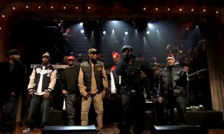 Wu-Tang Clan & The Roots Perform on 'Late Night with Jimmy Fallon'