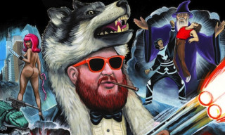 "Music: Action Bronson ""Rare Chandeliers"" Mixtape"