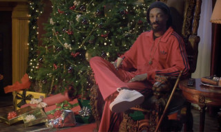 adidas Presents: The Cautionary Tale of Ebenezer Snoop featuring Snoop Lion, David Beckham, & More