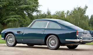 Paul McCartney's Aston Martin Sells for $495,000