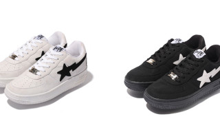 A Bathing Ape Bapesta Black Friday 2012