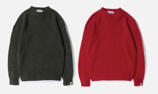 Bape x Inverallan Shetland Sweaters