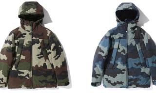 Bape Woodland Camo Reversible Primaloft Jacket