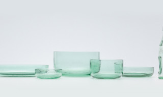 Bottleware – A Collection Of Tableware Made Of Recycled Coca Cola Bottles
