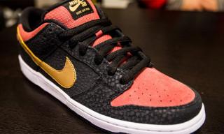 "Brooklyn Projects x Nike SB Dunk Low ""Walk Of Fame"""