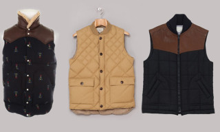 Buyer's Guide: 8 Selected Down Vests