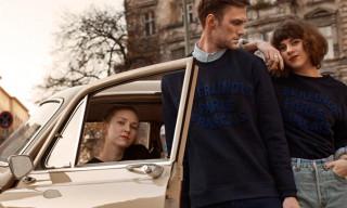 """Le Berlinois x BWGH """"Le Berlinois Parle Francais"""" Sweater"""