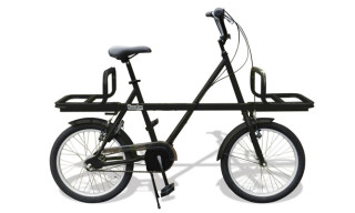 Carry Your Gear with the Donky Utility Bike