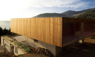 Casa el Pangue by Elton & Leniz Architects