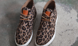 Clae x Maiden Noir 'Leopard' Strayhorn