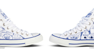 Converse x Kevin Lyons Chuck Taylor All Star for colette