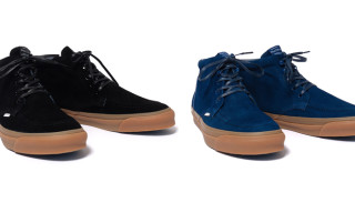 "Deluxe ""Chapman"" Shoes Fall/Winter 2012"