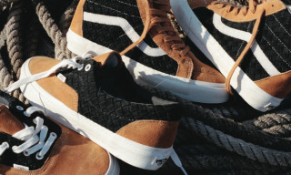 DQM x Vans Wovens Sneaker Collection