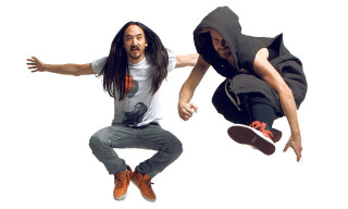 "FACTORY 413 Supra Skytop II ""Remix"" by Chad Muska and Steve Aoki"